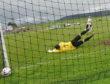 Scott Graham nets a penalty past Buckie goalkeeper Kevin Main.