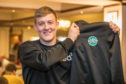 New Buckie Thistle striker Kyle Macleod who has joined the club from Brora Rangers.