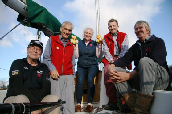 Challenging sailing round Mull for Children in Need | Press and Journal
