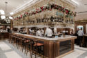 The new cocktail bar at Amarone.