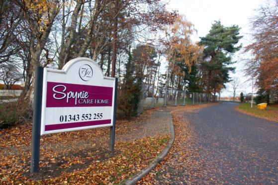 Spynie Care Home, Elgin