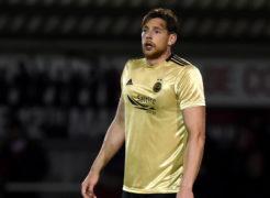 Sheerin hails Taylor's return to bolster Aberdeen reserves despite loss