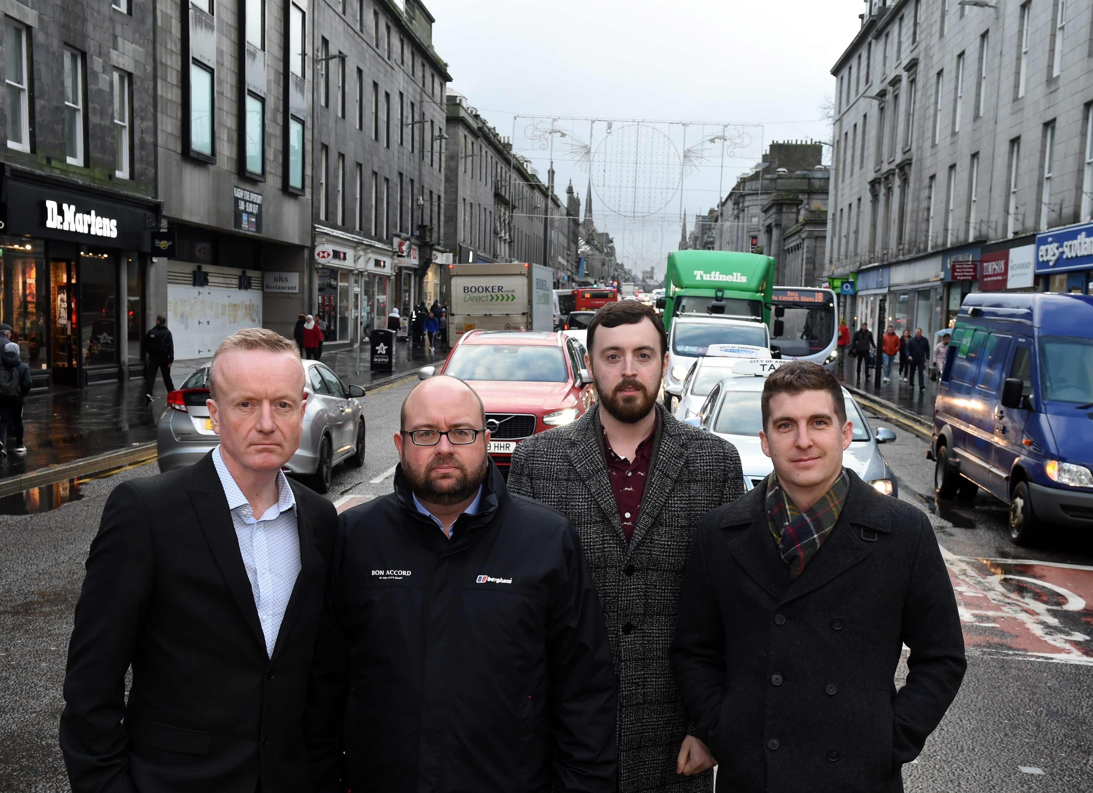 EXCLUSIVE: Aberdeen retail bosses call for Union Street pedestrianisation | Press and Journal