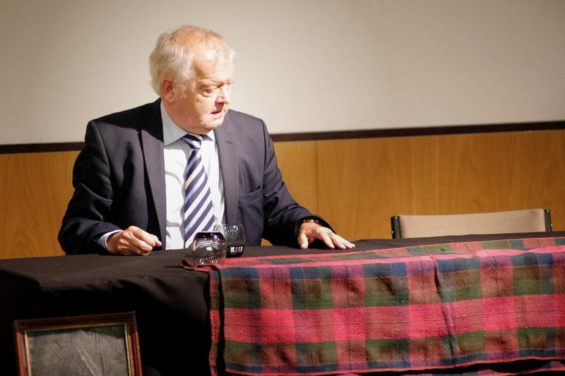 Valuable Culloden plaid donated to the National Museum of Scotland