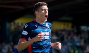 Ross County co-boss Ferguson wary of Hibs as striker Stewart is linked with move to English sides