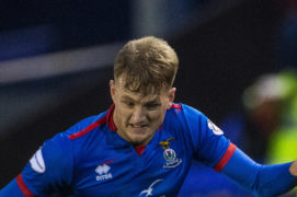 Donaldson leaves Caley Jags to join Staggies after Highland rivals agree fee