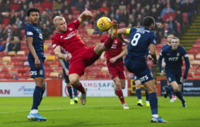 Aberdeen to face Kilmarnock and Caley Thistle to meet Livingston in last 16 of the Scottish Cup