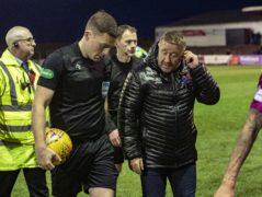 Caley Thistle boss Robertson apologises after dismal 3-0 defeat to Arbroath