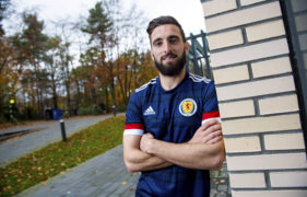Former Aberdeen skipper Shinnie admits he was ready to walk away from Derby County before breakthrough