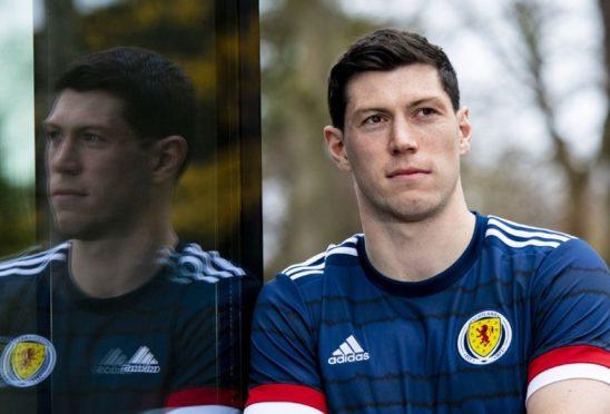 Scotland's Scott McKenna
