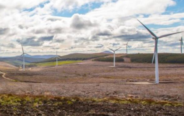 Vattenfall to consult public on second Aberdeenshire wind farm | Press and Journal