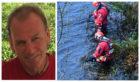 David Strachan is missing