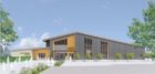 Artist impression of the new Countesswells school