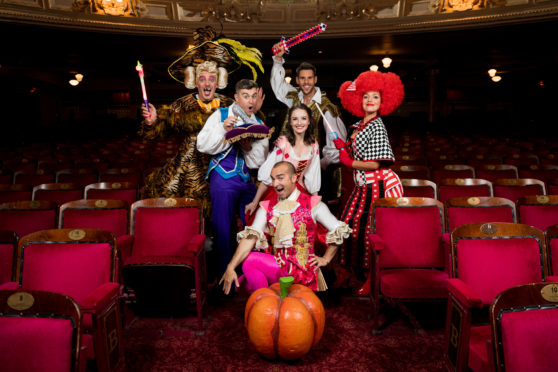 REVIEW: Glitter and laughs galore as crowds lap up Cinderella panto in Aberdeen | Press and Journal