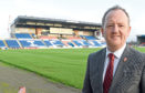 Scot Gardiner, chief executive of Inverness Caledonian Thistle.