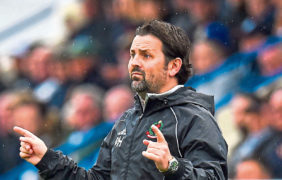 Transfer window waiting game for Cove Rangers