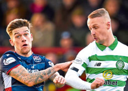 Former Caley Thistle man Christie plays starring role as Celtic beat struggling County