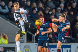 Spence says Ross County can take inspiration from Hibs in how to turn campaign around