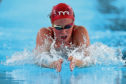 Swimmer Hannah Miley.