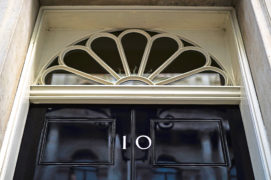Boris Johnson remains at Number 10 as Prime Minister.