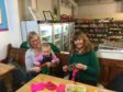 Residents have worked hard to bring the stitching tree in Barra to fruition