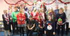 Lossiemouth High School's Christmas farewell