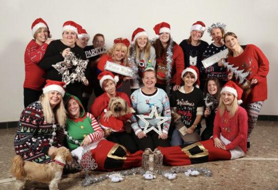 Lossiemouth Military Wives Choir.