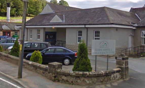 Fleming Cottage Hospital, Aberlour