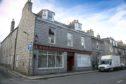 John Milne Auctioneers on North Silver Street, Aberdeen
