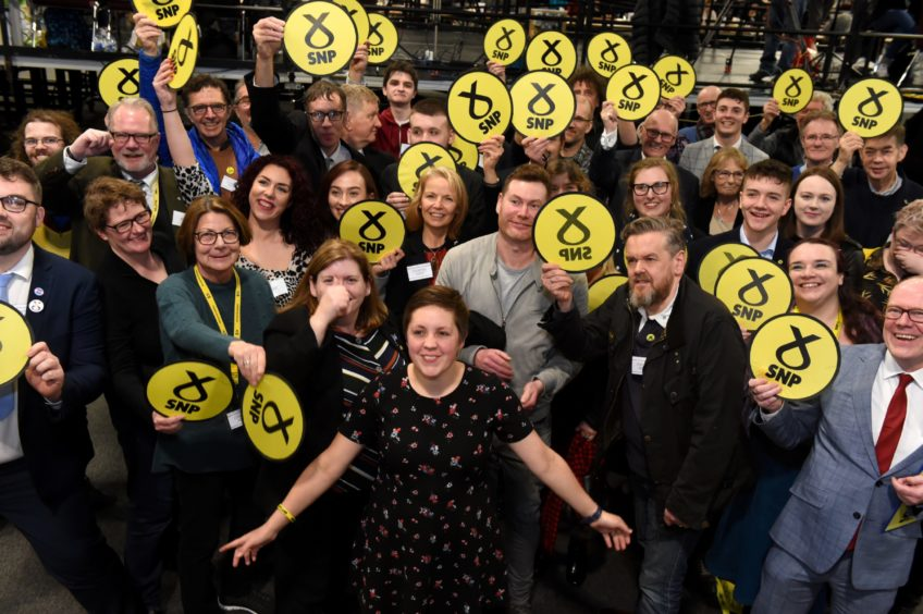 General Election 2019: Hatrick for Kirsty Blackman as she holds Aberdeen North for the third time in four years | Press and Journal