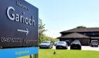 Locator of Garioch care home