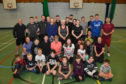 MEMBERS OF THE PETERHEAD FIT CLUB