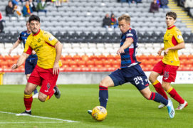 Ross County midfielder Harry Paton sets sights on Canada Olympic berth in 2020