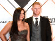 Clare Ratcliffe and Ben Stokes arriving for the BBC Sports Personality of the year 2019 at The P&J Live, Aberdeen.