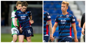 Kettlewell lays down challenge to young Staggies midfield pair