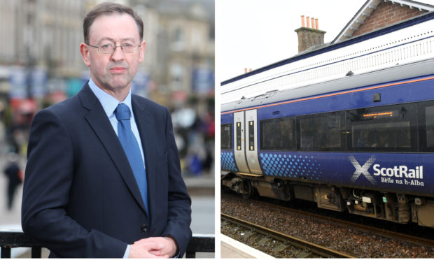 Stewart Nicol of Inverness Chamber of Commerce has hit out at ScotRail