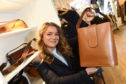 Cathleen Nicol of C.Nicol Handbags. Picture by Sandy McCook