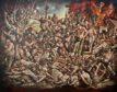 Massacre of Srebrenica 2019 by Peter Howson