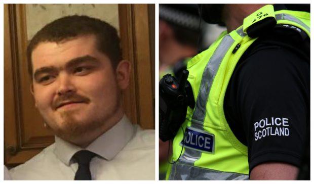 Ryan Smith (MacDonald) was killed on Friday.