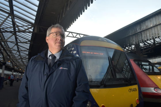 ScotRail promises better service and more journeys to address 'pent up frustration' of north-east passengers | Press and Journal