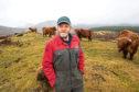 NFU Scotland vice-president Martin Kennedy