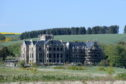 Ury Estate Mansion House, Stonehaven.