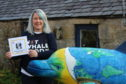 Lisa Farley, visitor centre manager of the Scottish Dolphin Centre at Spey Bay.