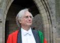Professor Richard Dawkins FRS. Picture by COLIN RENNIE.