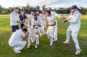 Forfarshire have enjoyed tremendous success in cricket. Pic: Donald MacLeod