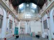 The former Inverness Royal Academy building will see its old Assembly Hall renovated