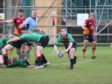 Lewis MacDonald of Highland Rugby Club