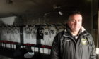 Chairman of Clachnacuddin Football Club Alex Chisholm. Picture by Sandy McCook