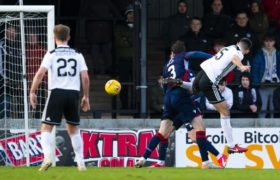 Sluggish County crash out of the Scottish Cup as Honest Men canter to home victory