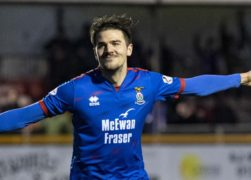 Caley Thistle win the day in see-saw cup tie